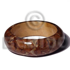 Teens wood bangle laminated wooden bangles