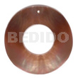 40mm brownlip ring 18mm